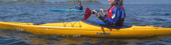 Sea Kayaking South Africa Durban